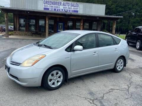 2008 Toyota Prius for sale at Greenbrier Auto Sales in Greenbrier AR