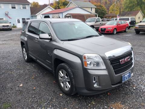 2012 GMC Terrain for sale at DOUG'S USED CARS in East Freedom PA