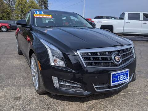2013 Cadillac ATS for sale at GREAT DEALS ON WHEELS in Michigan City IN