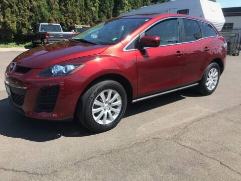 2010 Mazda CX-7 for sale at Chuck Wise Motors in Portland OR