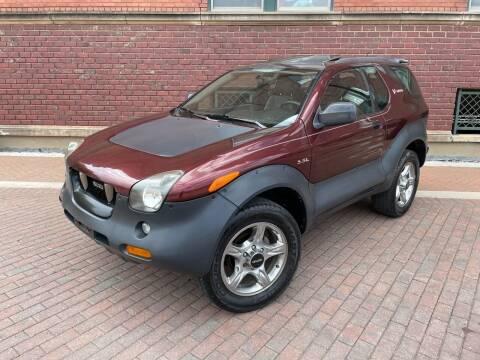 2001 Isuzu VehiCROSS for sale at Euroasian Auto Inc in Wichita KS