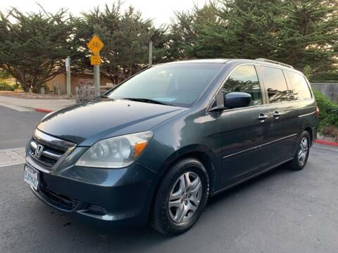2005 Honda Odyssey for sale at Dodi Auto Sales in Monterey CA