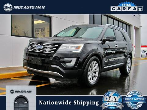 2016 Ford Explorer for sale at INDY AUTO MAN in Indianapolis IN