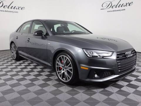2019 Audi A4 for sale at DeluxeNJ.com in Linden NJ