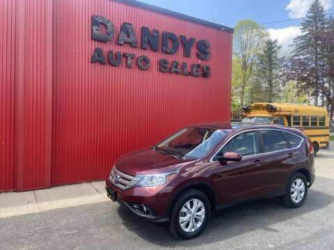 2012 Honda CR-V for sale at Dandy's Auto Sales in Forest Lake MN