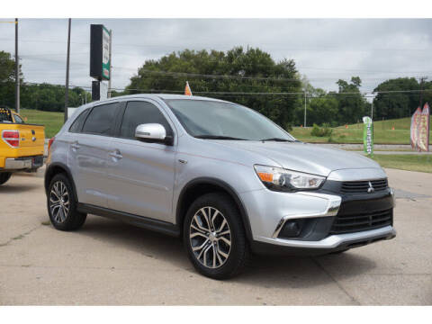 2017 Mitsubishi Outlander Sport for sale at Autosource in Sand Springs OK