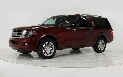 2012 Ford Expedition EL for sale at Houston Auto Credit in Houston TX