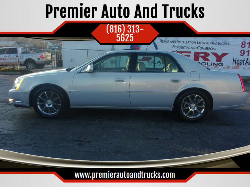 2006 Cadillac DTS for sale at Premier Auto And Trucks in Independence MO