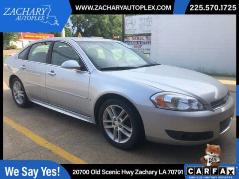 2009 Chevrolet Impala for sale at Auto Group South in Natchez MS