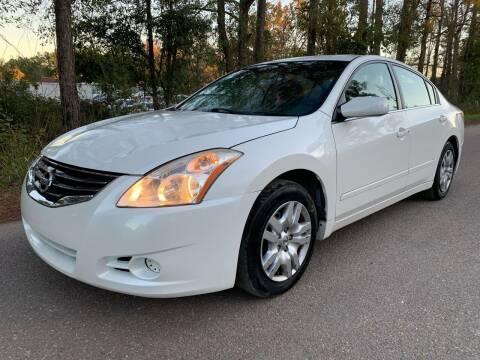 2012 Nissan Altima for sale at Next Autogas Auto Sales in Jacksonville FL