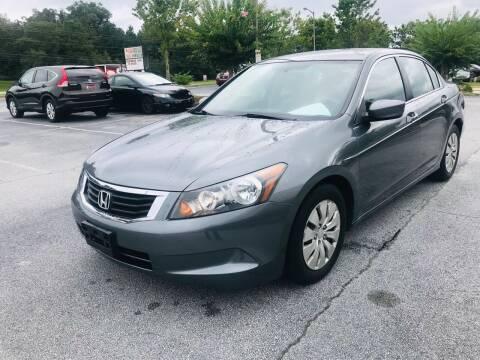 2010 Honda Accord for sale at Atlanta Motor Sales in Loganville GA