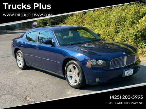 2006 Dodge Charger for sale at Trucks Plus in Seattle WA