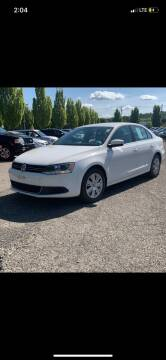 2013 Volkswagen Jetta for sale at Raceway Motors Inc in Brooklyn NY