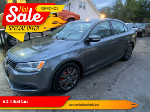 2011 Volkswagen Jetta for sale at A & R Used Cars in Clayton NJ