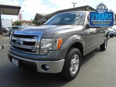 2014 Ford F-150 for sale at Centre City Motors in Escondido CA