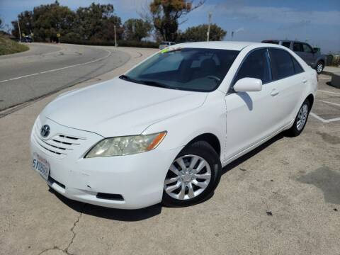 2007 Toyota Camry for sale at L.A. Vice Motors in San Pedro CA