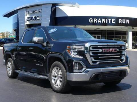 2019 GMC Sierra 1500 for sale at GRANITE RUN PRE OWNED CAR AND TRUCK OUTLET in Media PA