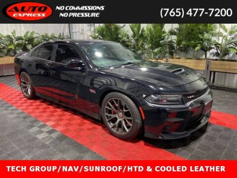 2016 Dodge Charger for sale at Auto Express in Lafayette IN