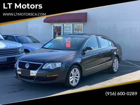 2008 Volkswagen Passat for sale at LT Motors in Rancho Cordova CA