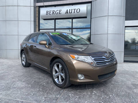 2012 Toyota Venza for sale at Berge Auto in Orem UT