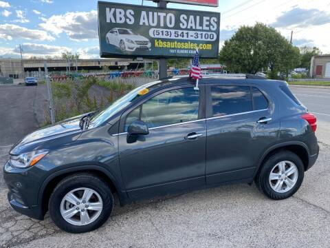 2018 Chevrolet Trax for sale at KBS Auto Sales in Cincinnati OH