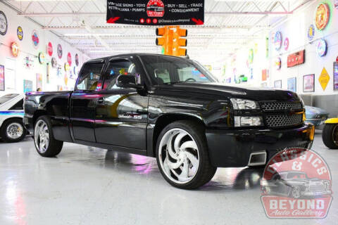 2006 Chevrolet Silverado 1500 for sale at Classics and Beyond Auto Gallery in Wayne MI