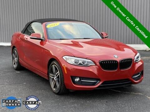 2017 BMW 2 Series for sale at Bankruptcy Auto Loans Now - powered by Semaj in Brighton MI