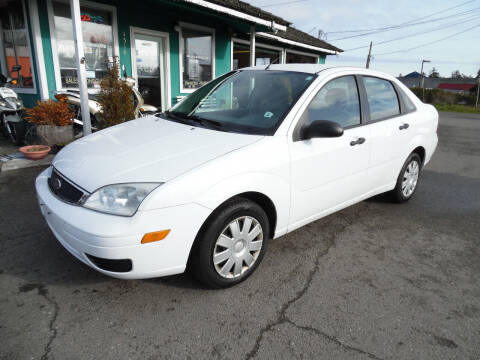 2005 Ford Focus for sale at Gary's Cars & Trucks in Port Townsend WA