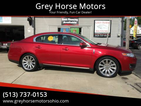 2012 Lincoln MKS for sale at Grey Horse Motors in Hamilton OH