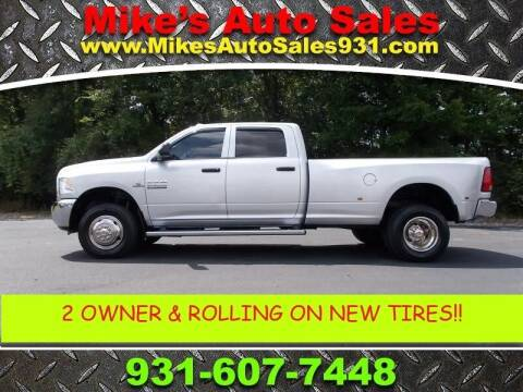 2016 RAM Ram Pickup 3500 for sale at Mike's Auto Sales in Shelbyville TN