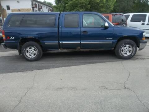 2001 Chevrolet Silverado 1500 for sale at A Plus Auto Sales in Sioux Falls SD