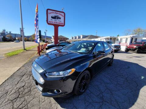 2014 Ford Fusion for sale at Ford's Auto Sales in Kingsport TN