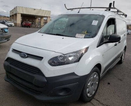 2017 Ford Transit Connect Cargo for sale at CENTURY TRUCKS & VANS in Grand Prairie TX