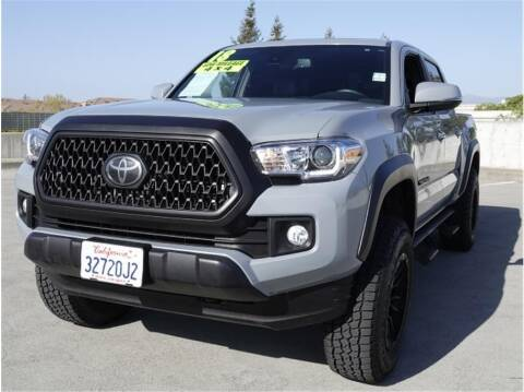 2018 Toyota Tacoma for sale at BAY AREA CAR SALES in San Jose CA