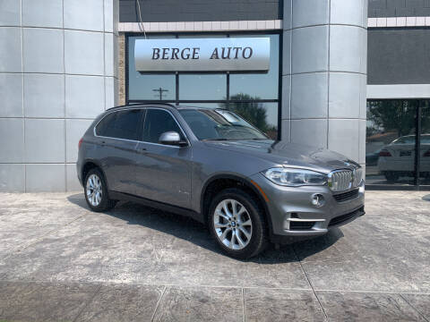 2016 BMW X5 for sale at Berge Auto in Orem UT