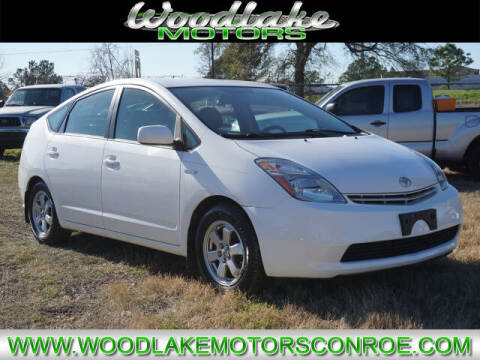 2008 Toyota Prius for sale at WOODLAKE MOTORS in Conroe TX