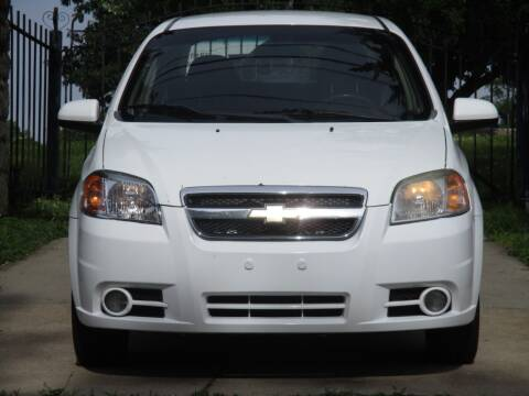 2011 Chevrolet Aveo for sale at Blue Ridge Auto Outlet in Kansas City MO