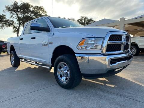 2013 RAM Ram Pickup 2500 for sale at Thornhill Motor Company in Hudson Oaks, TX
