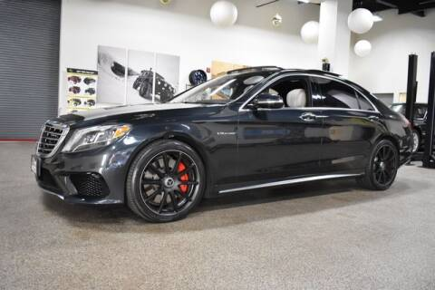 2015 Mercedes-Benz S-Class for sale at DONE DEAL MOTORS in Canton MA