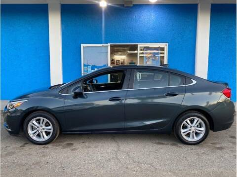 2018 Chevrolet Cruze for sale at Khodas Cars in Gilroy CA