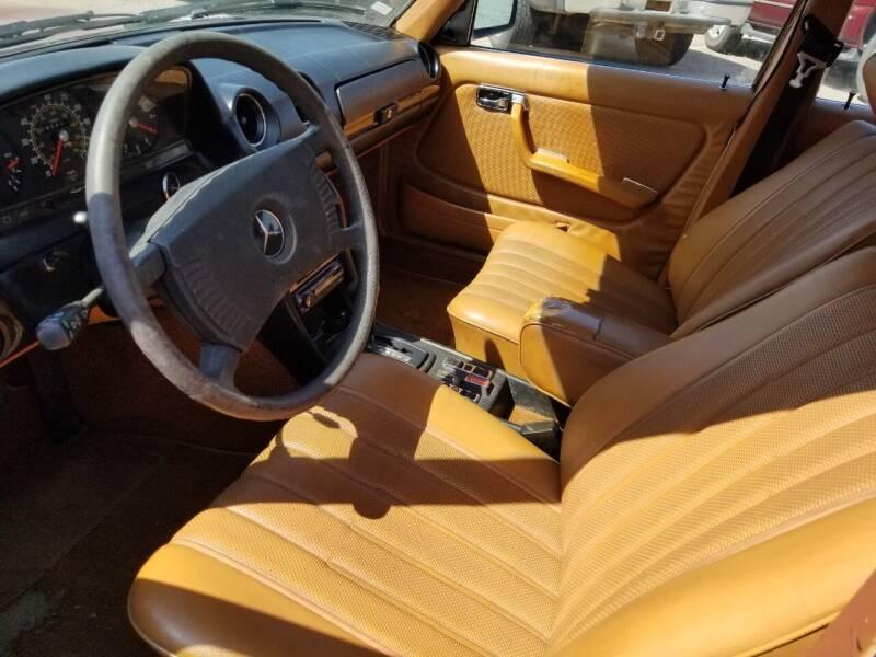 1977 Mercedes-Benz 300-Class for sale at Alpine Motors LLC in Laramie WY