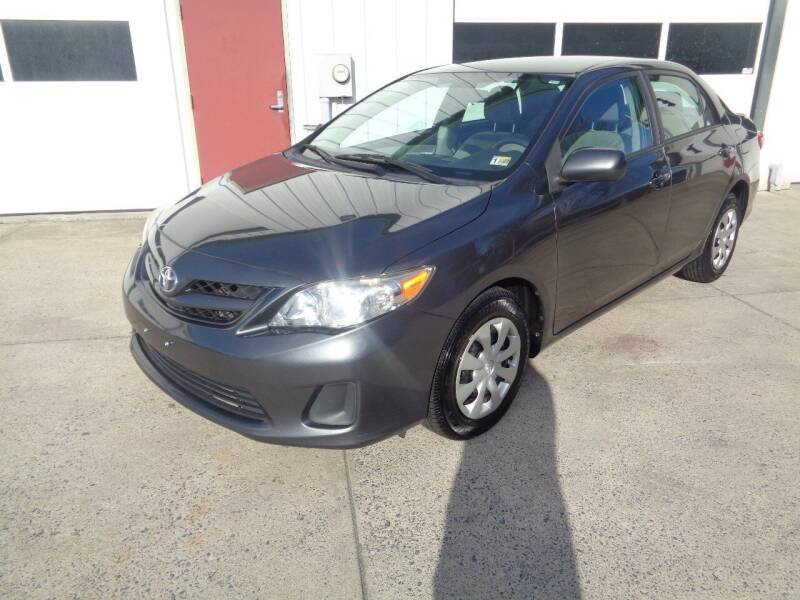 2011 Toyota Corolla for sale at Lewin Yount Auto Sales in Winchester VA