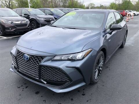 2021 Toyota Avalon Hybrid for sale at White's Honda Toyota of Lima in Lima OH