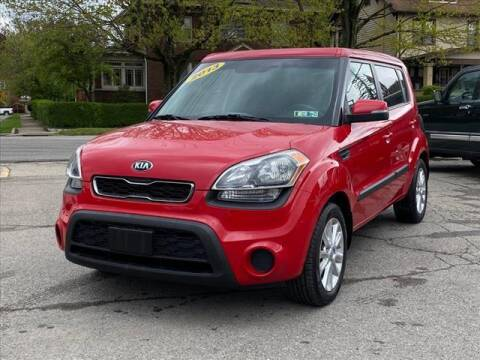 2013 Kia Soul for sale at Advantage Auto Sales in Wheeling WV