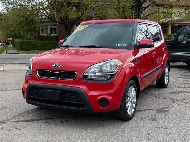 2013 Kia Soul for sale at Advantage Auto Sales in Wheeling WV