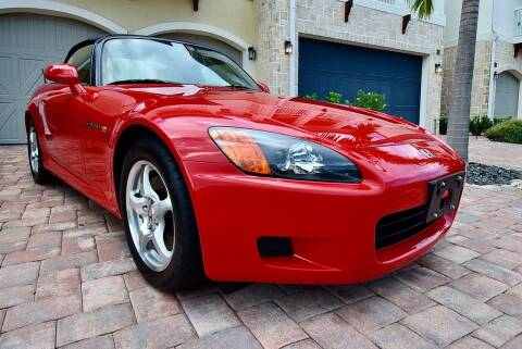 2001 Honda S2000 for sale at Sunshine Classics, LLC in Boca Raton FL