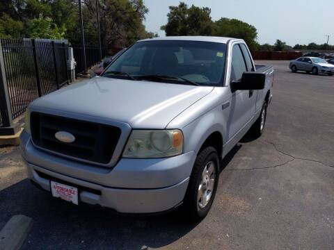 2006 Ford F-150 for sale at Affordable Autos in Wichita KS