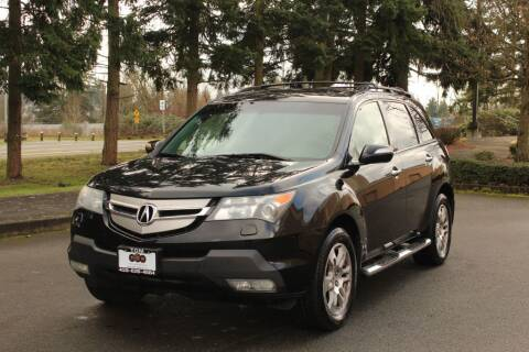 2009 Acura MDX for sale at Top Gear Motors in Lynnwood WA