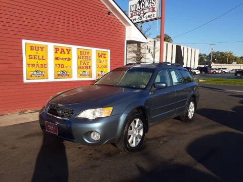 2006 Subaru Outback for sale at Mack's Autoworld in Toledo OH