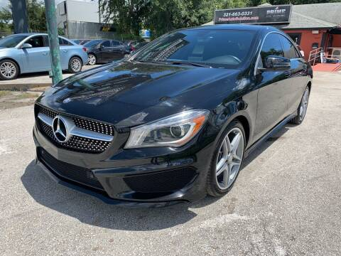 2014 Mercedes-Benz CLA for sale at Prime Auto Solutions in Orlando FL